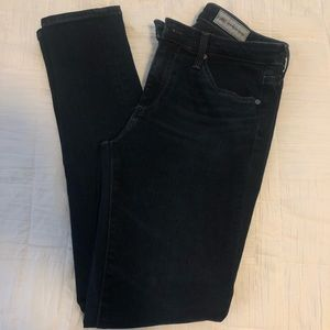AG Abbey Ankle Jean - Anthropologie exclusive